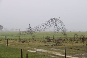Pylon Down